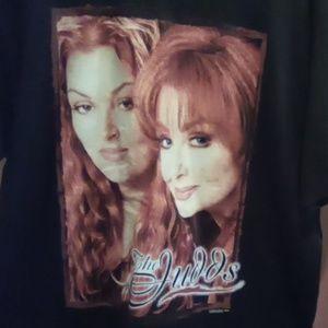 The Judd's concert t-shirt (2000)